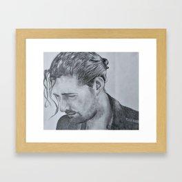 Andrew Hozier-Byrne Framed Art Print