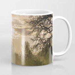 Sunrise in Woodburn Coffee Mug