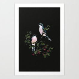 Let Us Look On Art Print