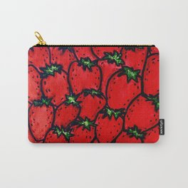 Strawberry jamboree Carry-All Pouch