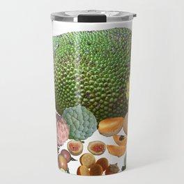 Exotic Fruit Travel Mug