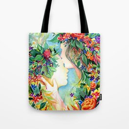 Nature/Nurture Tote Bag