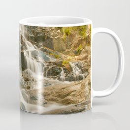 Silky Cascading Waterfall Hong Kong Coffee Mug