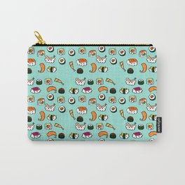 Sushi Cloud Carry-All Pouch