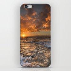 Oahu Sunset iPhone & iPod Skin