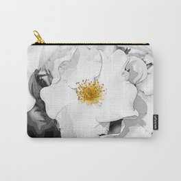 Rosales Dumalis white Carry-All Pouch