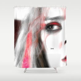 Tales Of Karla... Shower Curtain