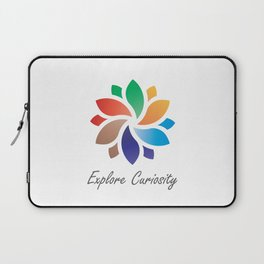 Explore Curiosity Mandala Laptop Sleeve
