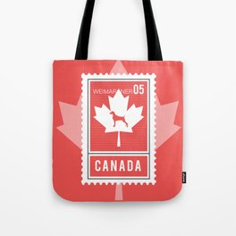 CANADA WEIM STAMP Tote Bag