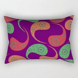 Cool Paisley Rectangular Pillow