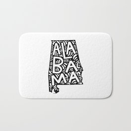 Alabama Bath Mat