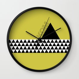 KOM - King of the Mountain Wall Clock