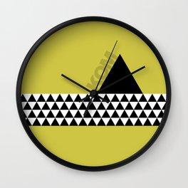 KOM - King of the Mountain Wall Clock