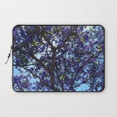 Jacaranda in Spring Laptop Sleeve