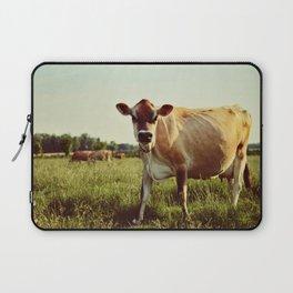jersey cow Laptop Sleeve