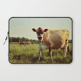 jersey cow Laptop Sleeve