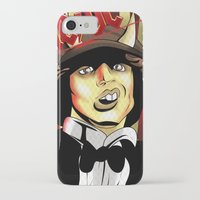 acdc iPhone & iPod Cases featuring Rockarture ACDC by JHC Studio