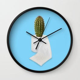TOILECTUS PAPER Wall Clock
