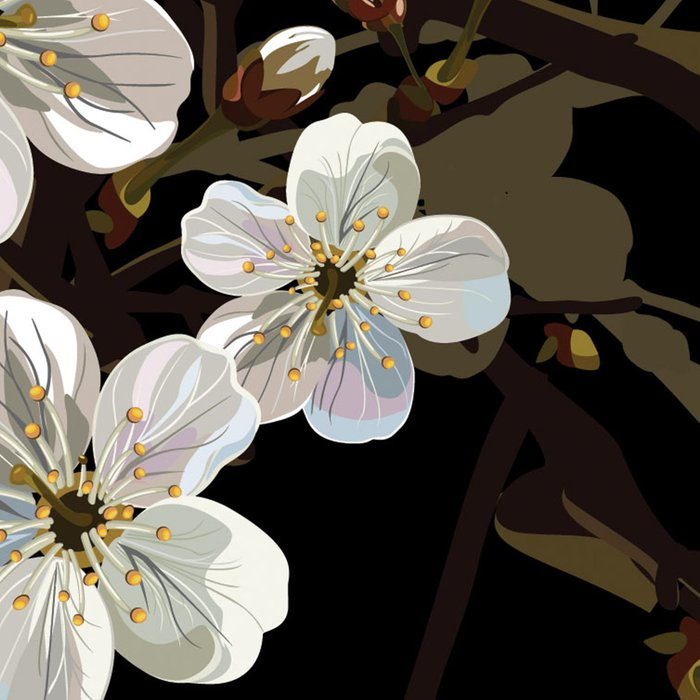Cherry blossom #15 Leggings
