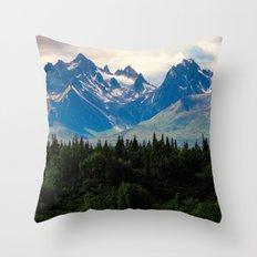 Wanderlust Awaits Throw Pillow