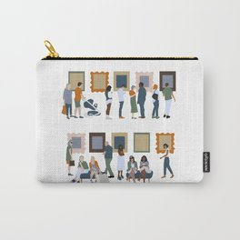Art Gallery Carry-All Pouch