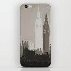 The Big Smoke iPhone & iPod Skin