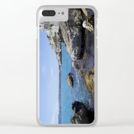 Antibes, France Clear iPhone Case