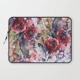 Bloodflowers Laptop Sleeve