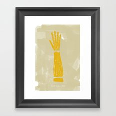 Attack of the Clones Framed Art Print
