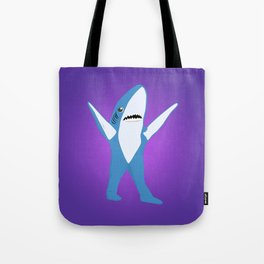 Left Shark Tote Bag