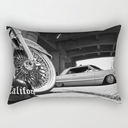 Cali Helmet Rectangular Pillow