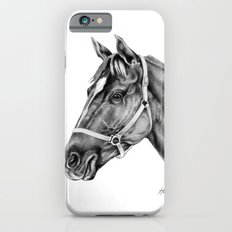Affirmed (US) Thoroughbred Stallion iPhone 6s Slim Case
