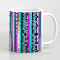 sonic Mugs featuring ▲SONIC YOUTH▲ by Kris Tate