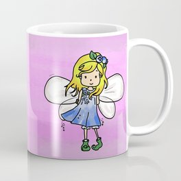 Blueberry Fairy Coffee Mug