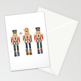 Nutcrackers Stationery Cards