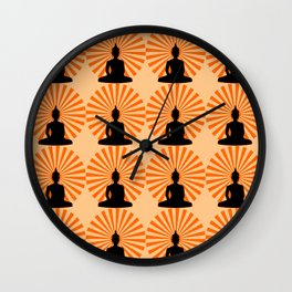 Buddha Dawn Wall Clock
