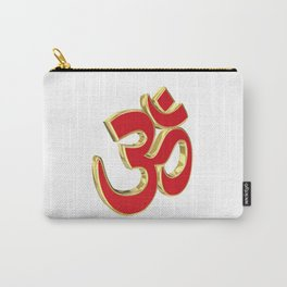 Om symbol Carry-All Pouch