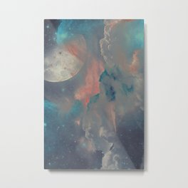 Gashes in the sky Metal Print