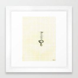 Ferro Framed Art Print