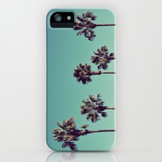 California Palm Trees iPhone (5, 5s) Slim Case