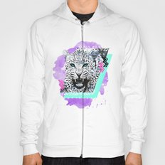 Fierce Leopard Hoody