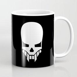 Sinister Skull Coffee Mug