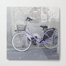 La Bicicletta - Italy Metal Print