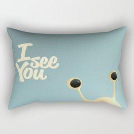 I see you ! Rectangular Pillow