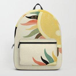 Sunshine Ying Yang1 Backpack