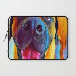 English Mastiff Laptop Sleeve