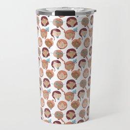 Pattern Project #22 / Girl Gang Travel Mug