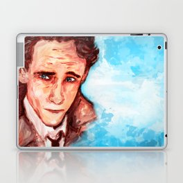 Hiddleston Laptop & iPad Skin