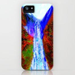 Mystic Falls iPhone Case