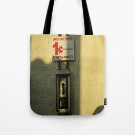 Long distance  Tote Bag